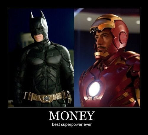 super powers iron man batman billionaire - 7790354688