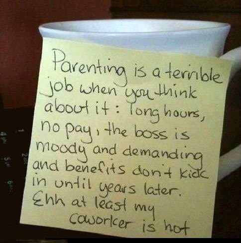 parenting funny - 7790374144