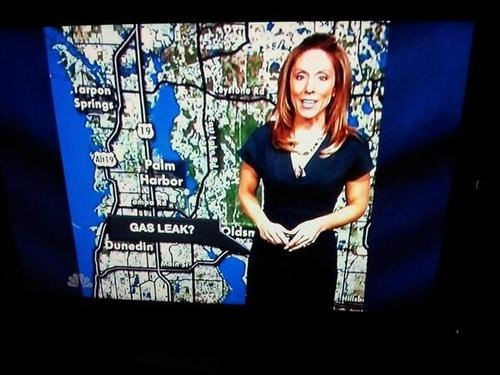 live news,news broadcast,farting,gas leak