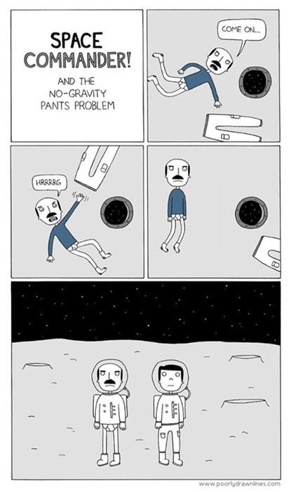 comics astronauts funny - 7790470144