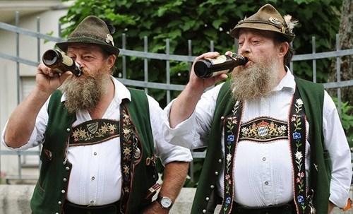 beers beards funny ocktober fest - 7790760960
