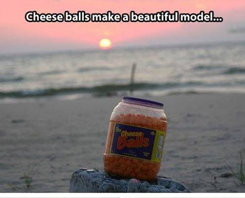 beautimus,cheese balls