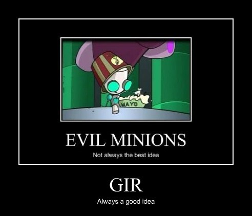 GIR Always a good idea