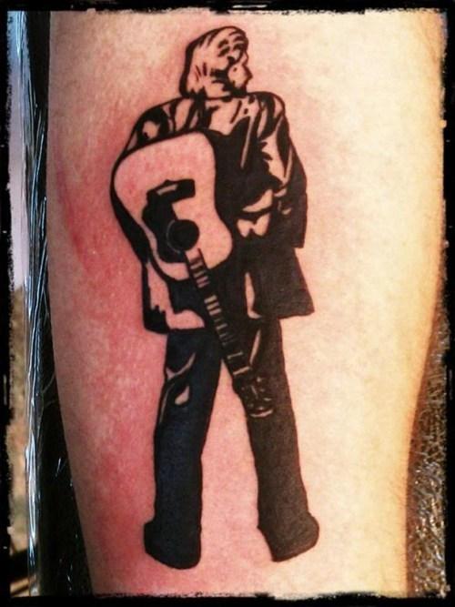 tattoos johnny cash funny - 7792618496