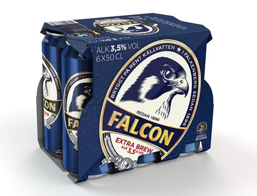beer can of the week falcon - 7792955904