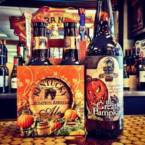 beer pumpkins spice funny fall - 7793164544