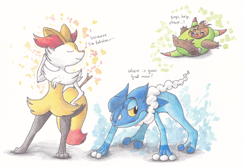 art starters kalos evolutions - 7793370624