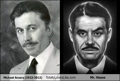 michael ansara,mr-house,totally looks like,fallout new vegas,funny