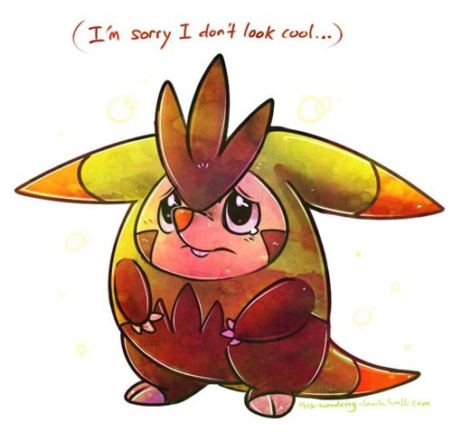 Sad Pokémon art evolutions - 7793407488