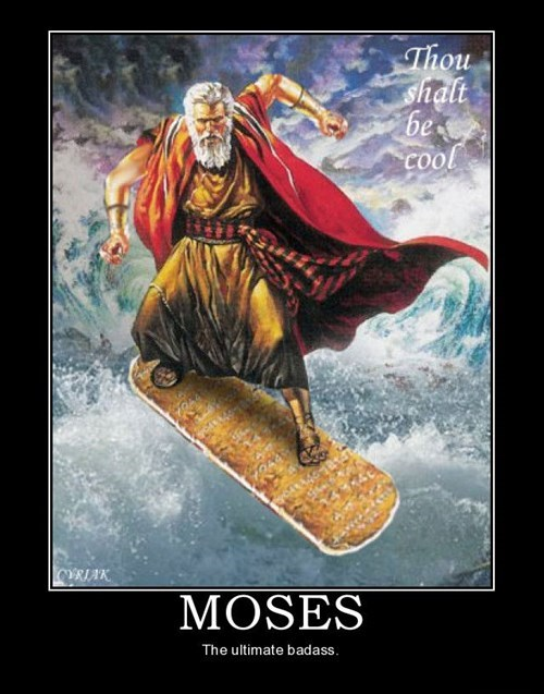 cool,wtf,moses,funny