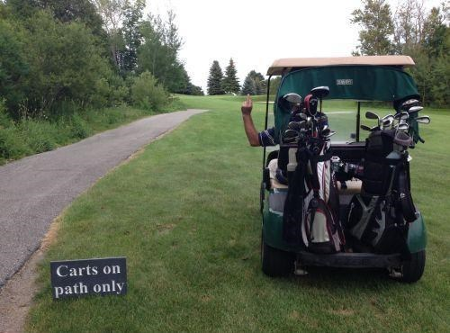 golf golf course breakin the law golf carts we've got a badass over here - 7793543168