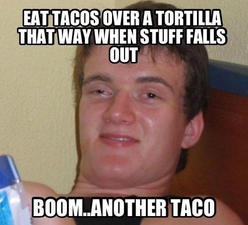 tacos,Memes,10 guy