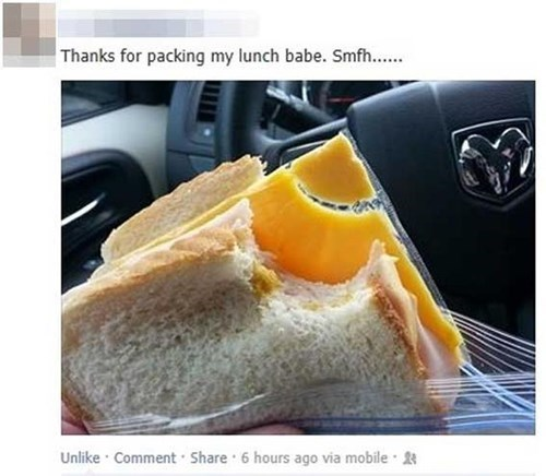 facepalm sandwich funny fail nation g rated - 7793732864