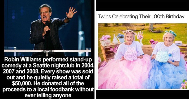 aww cute uplifting wholesome adorable hope heartwarming old people celeb selfless - 7794437