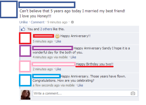 birthdays,anniversaries