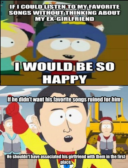 Songs Music South Park relationships funny