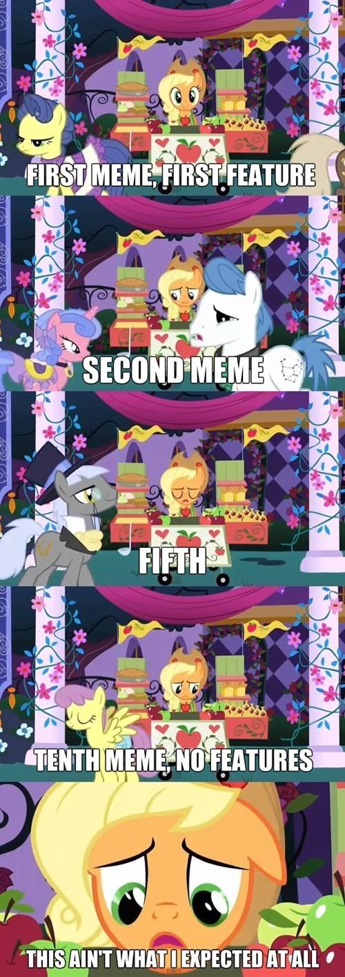 applejack meta Memes - 7795239680