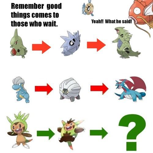 Pokémon chespin - 7795288064