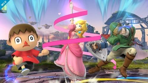 peach super smash bros Video Game Coverage - 7795296768