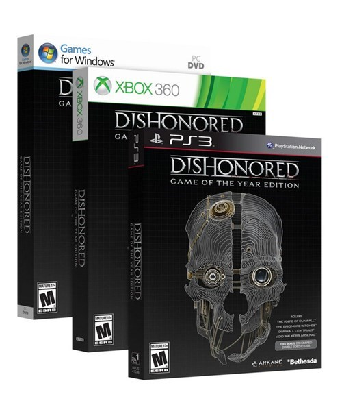 Video Game Coverage dishonored - 7795357440
