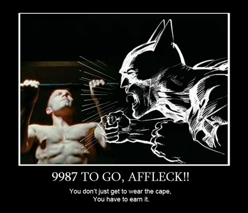 earn,been affleck,batman,funny