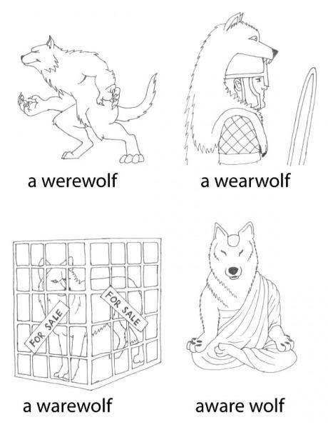 Chart,pun,werewolf