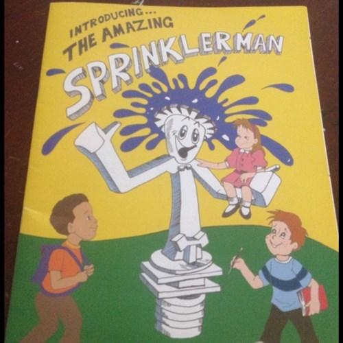 wtf kids sprinklers funny - 7795443968
