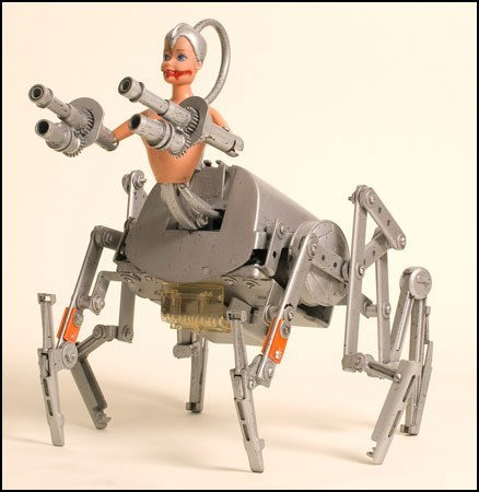 guns wtf monster Barbie funny - 7795454720