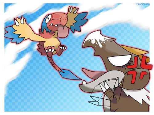 Pokémon archeops art - 7795489536