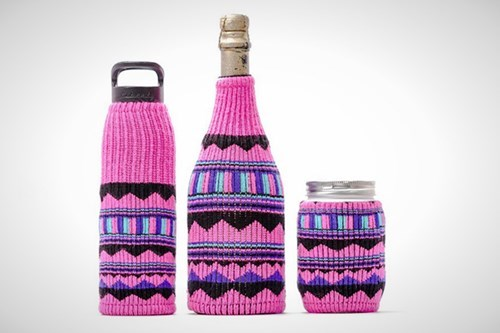 beer koozies sweater ugly funny - 7795681024