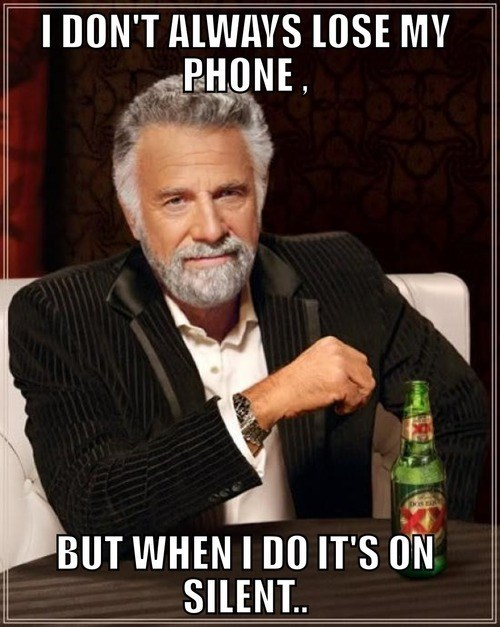 phones,the most interesting man in the world,Memes