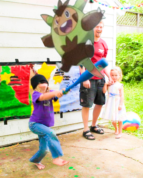 chespin pinatas lol - 7795775488