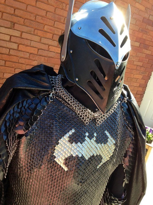 scalemaille,for sale,armor,batman