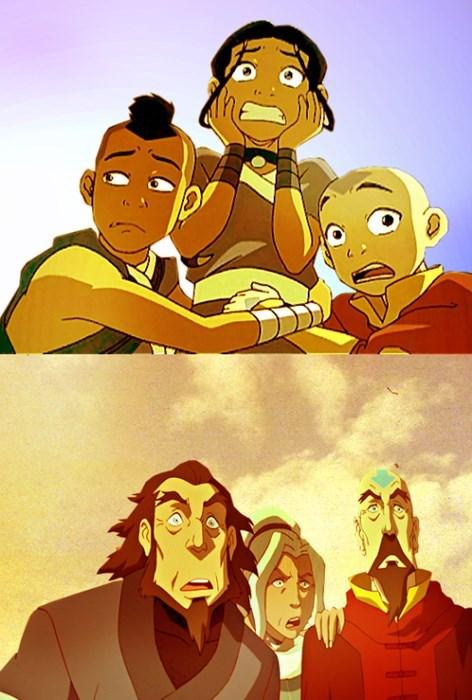 airbender cartoons Avatar korra - 7796186368