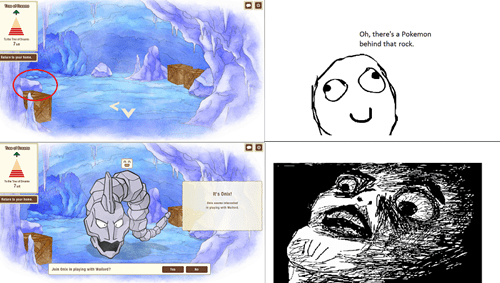 dream world,onix,Rage Comics