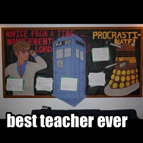 school,doctor who,win