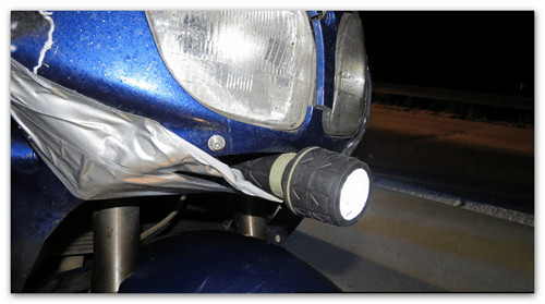 flashlight duct tape funny there I fixed it - 7796602368