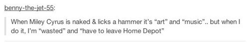 hammers home depot miley cyrus wrecking ball