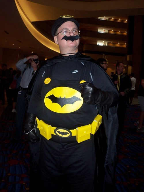 crossover cosplay batman video games Super Mario bros - 7797533952