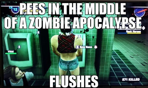 Dead Rising 2,good guy,video games