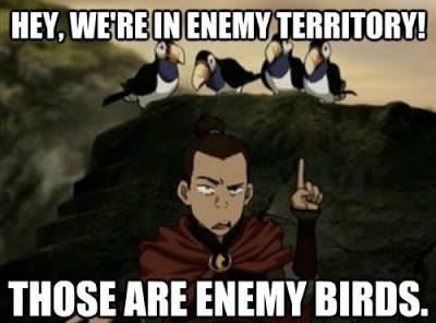 birds airbender cartoons Avatar - 7797560576