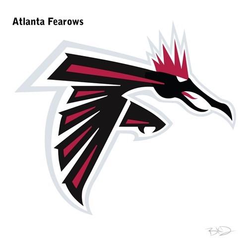 Logo - Atlanta Fearows