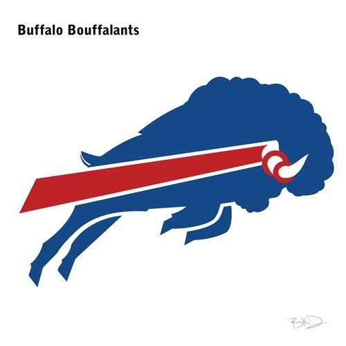 Logo - Buffalo Bouffalants