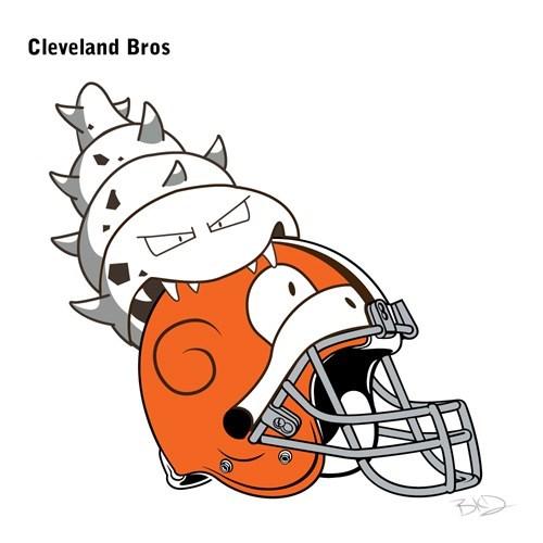 Cartoon - Cleveland Bros