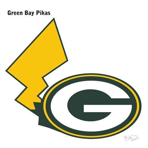 Yellow - Green Bay Pikas BK
