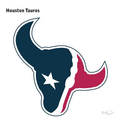 Horn - Houston Tauros