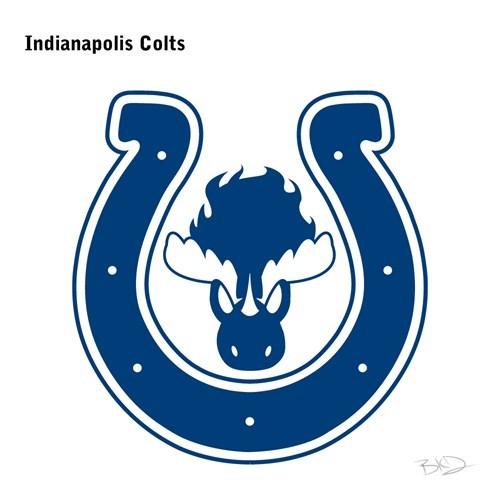 Logo - Indianapolis Colts