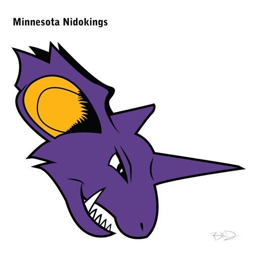 Purple - Minnesota Nidokings AAAA
