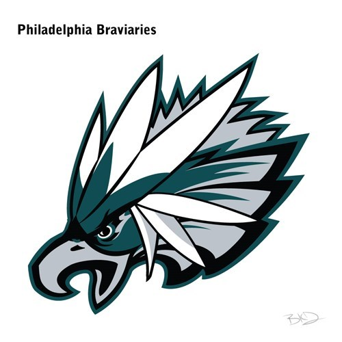 Illustration - Philadelphia Braviaries