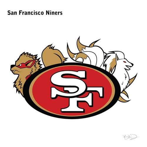 Logo - San Francisco Niners